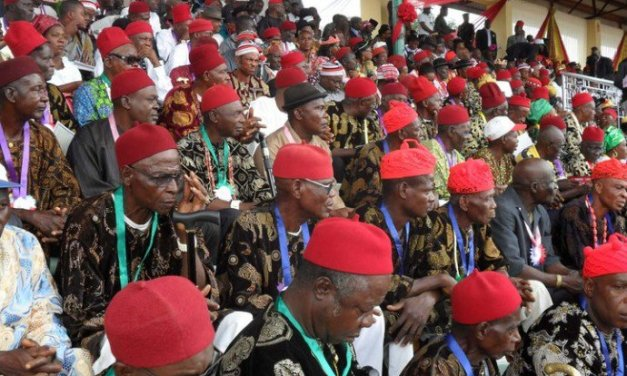 Canada govt writes to Igbos community living in country