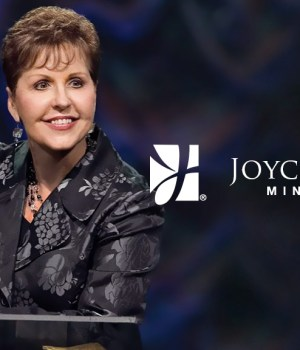 Joyce Meyer Daily Devotional October 20, 2017
