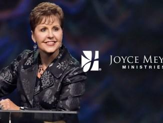 Joyce Meyer Devotional 18 July 2021