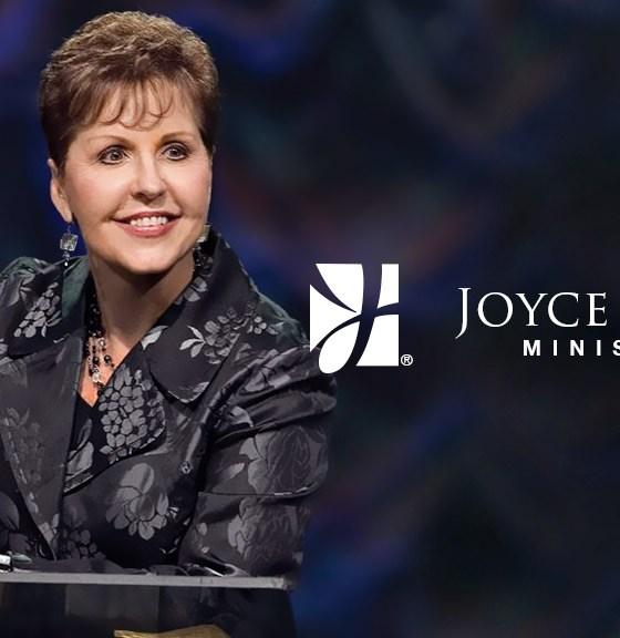 Joyce Meyer Devotional 23 April 2019