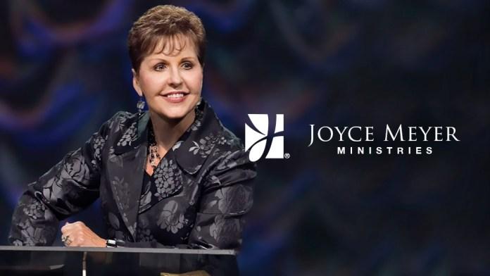 Joyce Meyer 2018