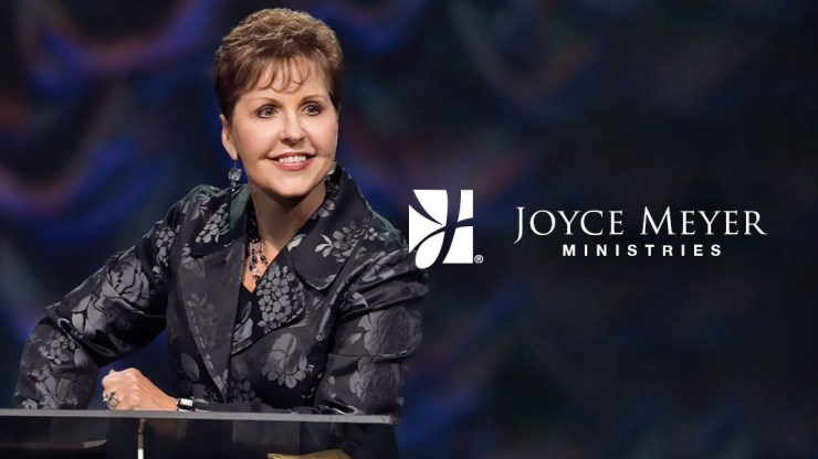 Joyce Meyer Devotional 10 May 2019