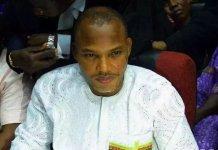Produce My Brother Nnamdi Kanu – Brother Tells Nigerian Army
