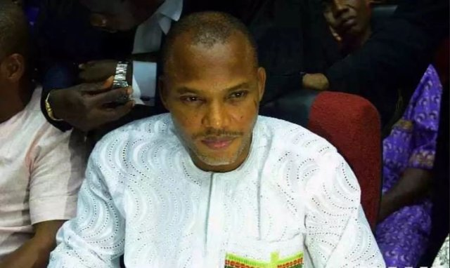 Produce My Brother Nnamdi Kanu – Brother Tells Nigerian Army