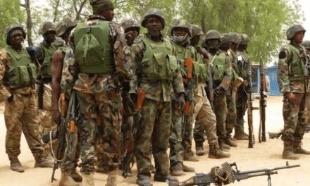 ICC: Nigerian Army speaks on being guilty of war crime