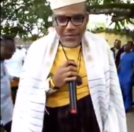 Shocking Video of Nnamdi Kanu's House After Nigerian Army Invasion