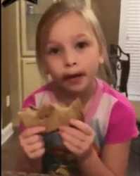 Watch Video: Little white girl says she wants to be a black woman when she grows up