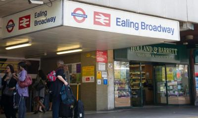 Young woman is found nak'd on the street days after being kidnapped at a tube station
