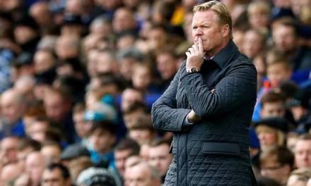 Football: Everton sacks Ronald Koeman as manager