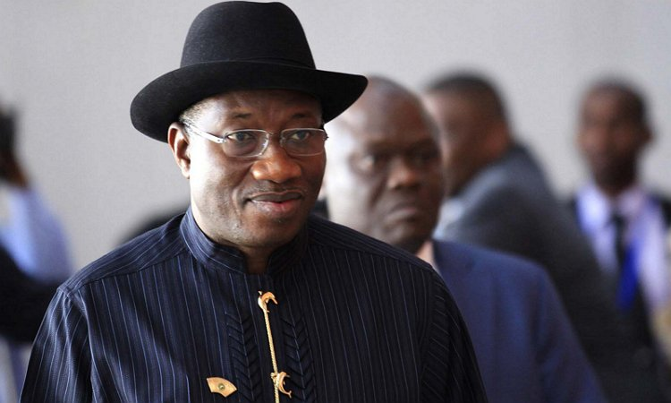 Jonathan speaks on alleged withdrawal of billions from CBN