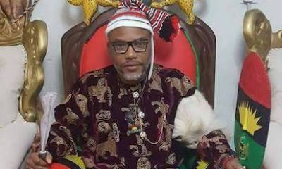 Biafra: Nnamdi Kanu loses mother