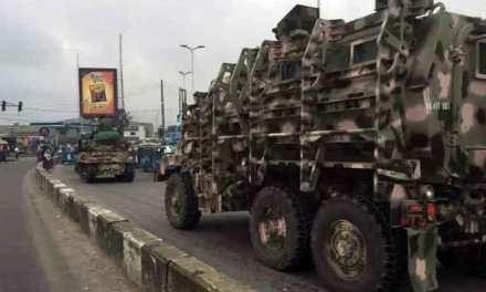 CCTV showed army looting Kanu's home, says family