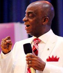 Experiencing noiseless breakthroughs via soul winning! - Bishop David Oyedepo