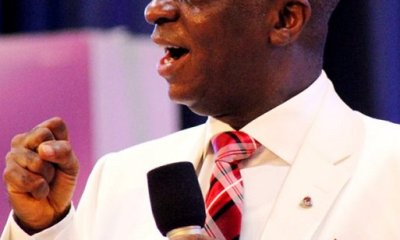 Understanding Our right to Health in Redemption by Bishop David Oyedepo