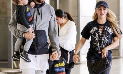 Shakira, Pique reportedly split after six years