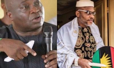 Gov Ikpeazu breaks silence on Nnamdi Kanu's whereabouts