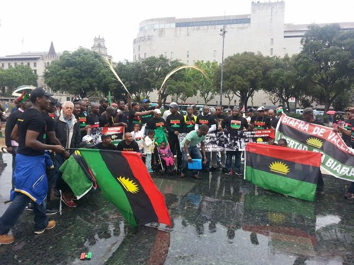 Biafran Youths attacks Lai Mohammed over comments on IPOB