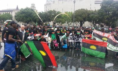 Biafran Youth attacks Lai Mohammed