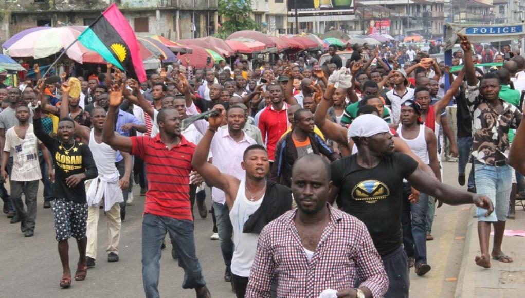 Biafra is still alive