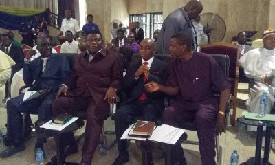 Muslim group attacks Adeboye, Oyedepo, CAN for telling Nigeria government to exit Islamic bodies