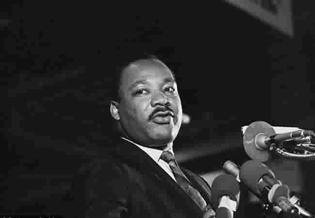 Martin Luther King had all-night sex orgy at workshop for church ministers –FBI