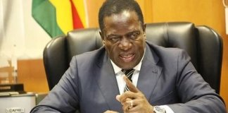Mnangagwa sworn-in as Zimbabwe President