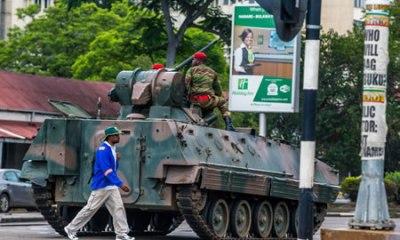 Mugabe under house arrest - Zuma
