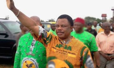 Anambra Election: INEC declares Obiano winner