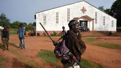 7 dead in concert attack, reprisals in Central African Republic