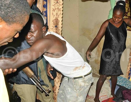 Photos: Man catches wife with her lover on their matrimonial bed in Uganda