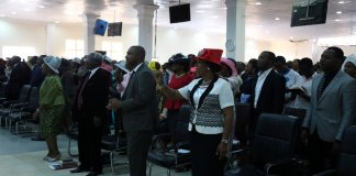 Man talks about his experience at an RCCG branch in Lekki
