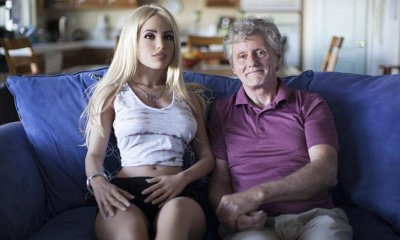 58-year-old man reveals he sleeps with sex robot four times a week