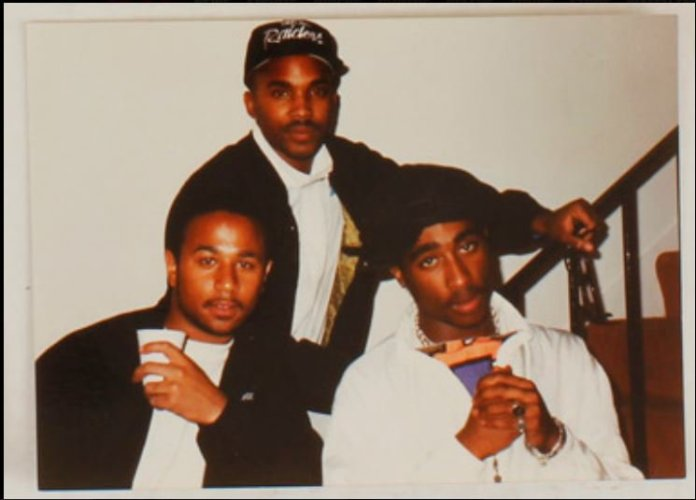 Tupac Shakur's ex-girlfriend is reportedly selling his manhood photo for $7,500