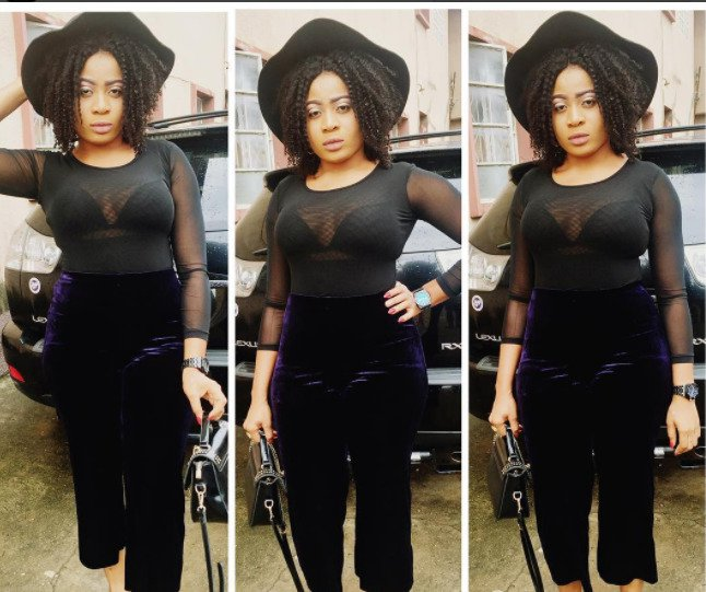 'I was groped by a film producer during an audition' says Nollywood actress Omalicha