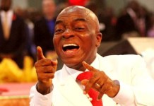 Bishop David Oyedepo speech
