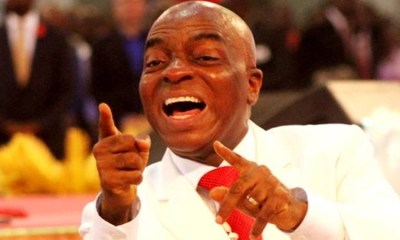 Winners' Chapel Live Service with Bishop David Oyedepo
