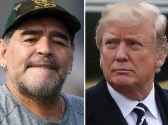 Diego Maradona refused entry to US