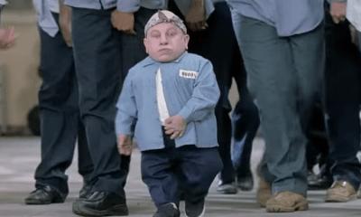 Mini-me actor Verne Troyer