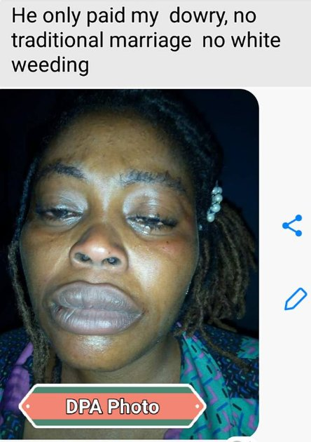 """""""I beg my husband to make love to me, sometime he gives me half chop"""", woman cries out"""