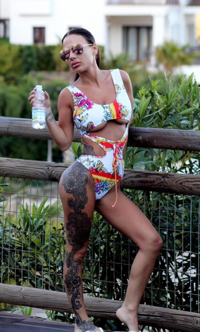 Chantelle Connelly declared bankrupt
