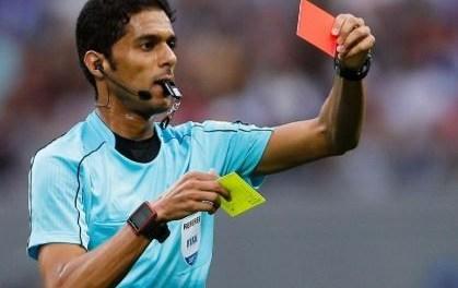 FIFA referee Fahad al Mirdasi bans for life over bribery allegations in Saudi Arabia