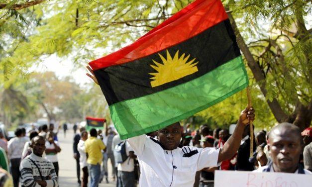 Nigerian Police Arrest Over 20 IPOB Members