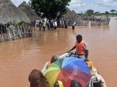 Kenyan rainfall mayhem