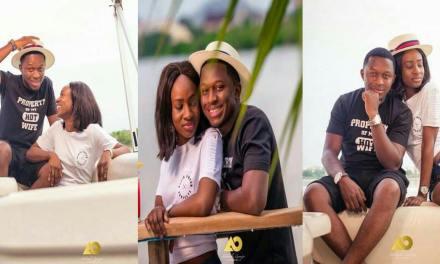 BBNaija: Pre-wedding photos of Anto and her man surfaces online