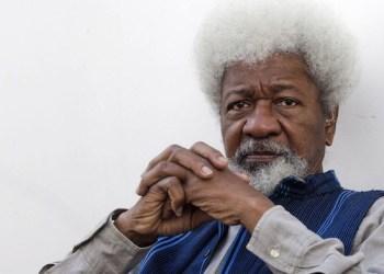 Wole Soyinka condemn Lekki tollgate shooting