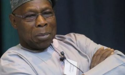 APC leaders will be thrown into hell, if they are probed - Obasanjo