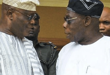 Former Vice President, Atiku Abubakar reacts to alleged plans by FG to arrest Obasanjo