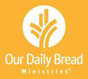 Our Daily Bread 27 June 2019 Devotional
