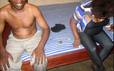 Woman drags husband to court after he allowed an Alfa to sleep with her 3 days for his business to become successful