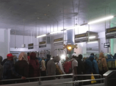 154 out of the 230 Nigerians stranded in Russia have returned home